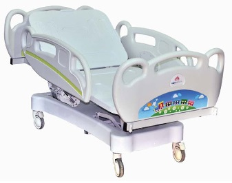 From Library.rehabmart.com. The Pediatric Hospital Bed ...