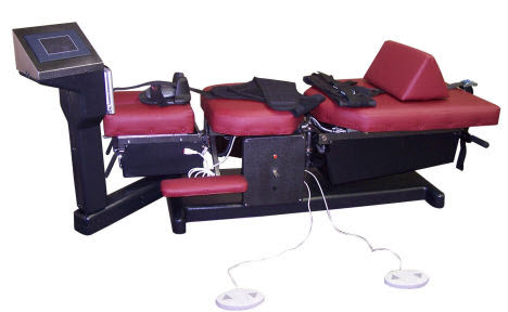 Great The DOC Decompression Table: A State Of The Art Command Center For Spinal  Therapy