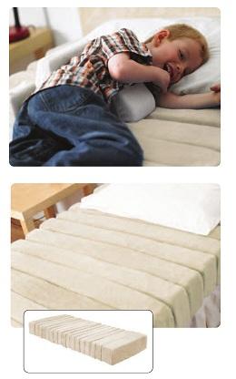 Dreama 2 Sleep System Ensures Proper Positioning During