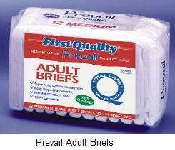 FQ Prevail Adult Brief Prevail PM Adult Briefs