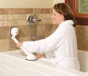 Hold On To Your Independence With A Grab Bar