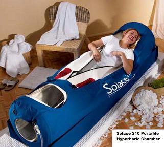 Oxyhealth Solace 210 Hyperbaric Chamber