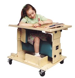 Kaye Positioning Chairs Can Enhance Learning Potential In