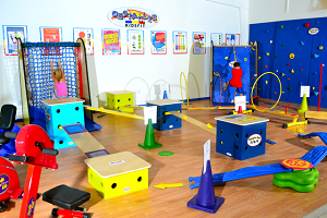 Exercise is Fun for Kids with the Childhood Obstacle Course