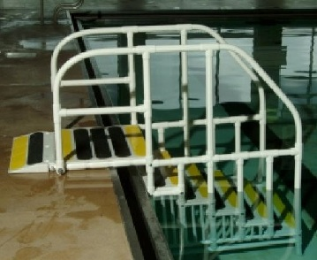 Ada Compliant Pool Steps And Ladders