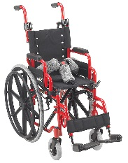 Wc19 Compliant Pediatric Wheelchairs And Strollers Are